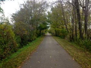 Ohio to Erie Rail Trail