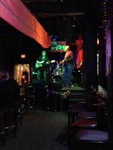 Little dive blues bar