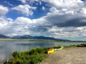 Ennis Lake