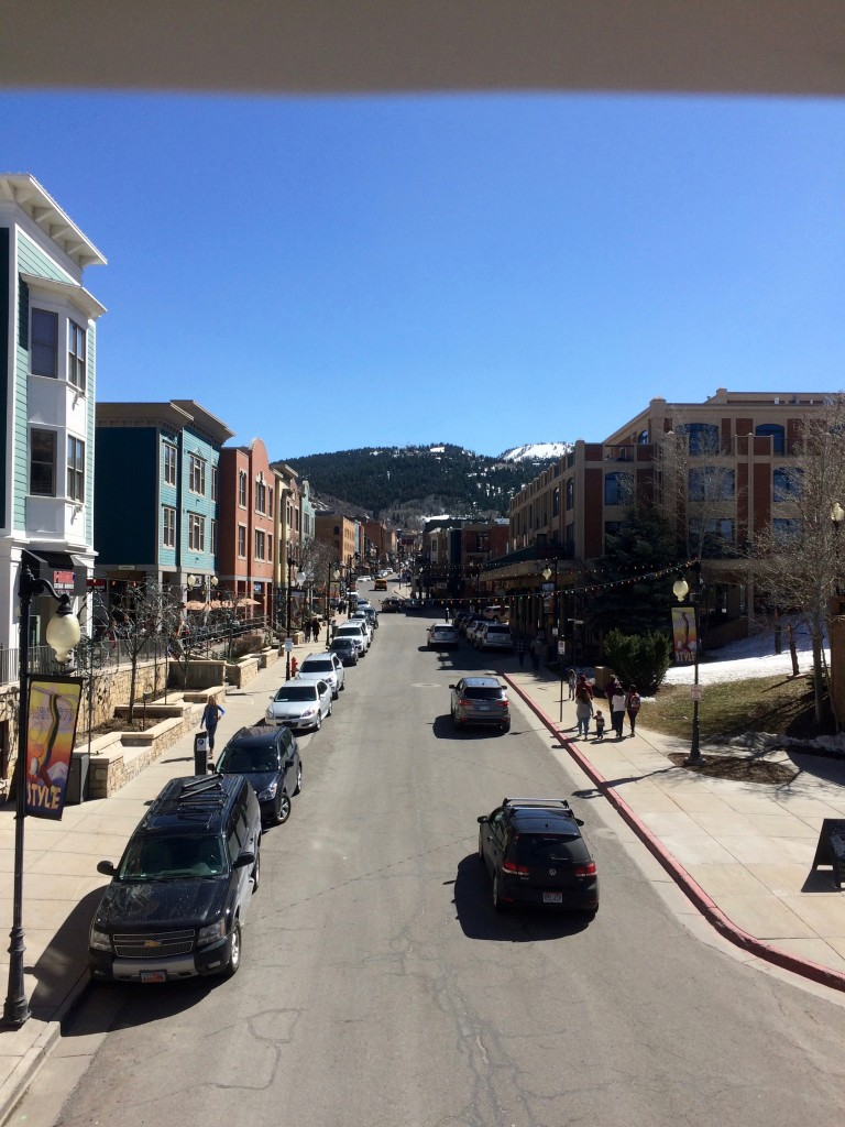 Park City has a fun downtown to explore