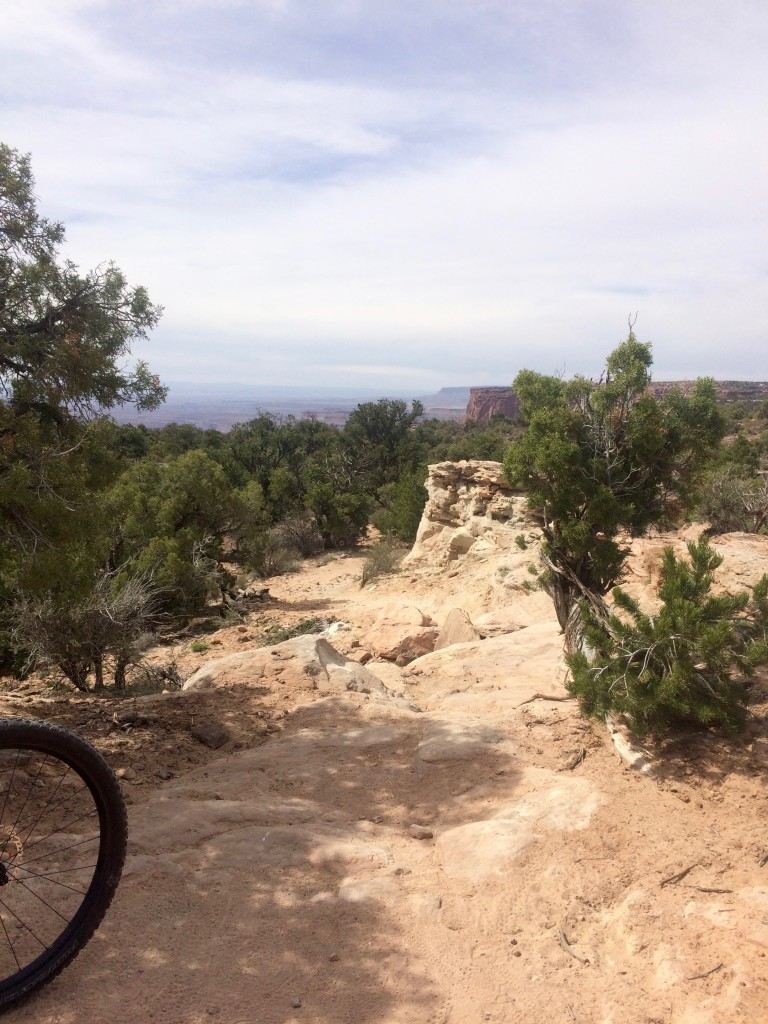 Fun slick rock